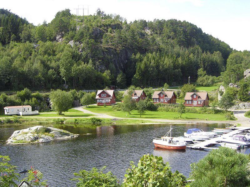 Røsstad Hytter