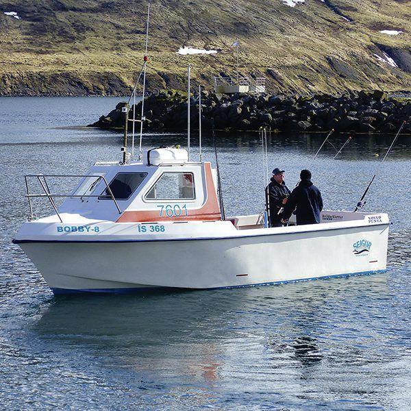 Angelreisen Island 6000 Flateyri Boot