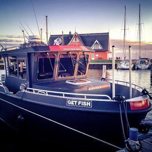 Angelreisen Deutschland 5011-5015 Boot