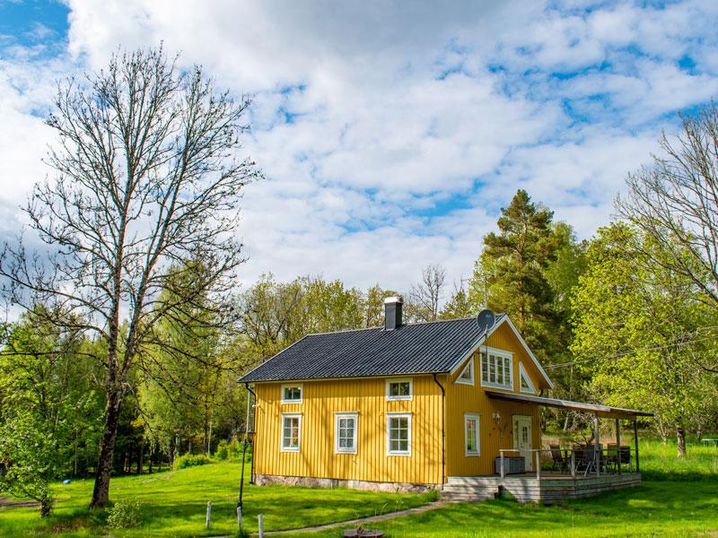 Angelreisen Schweden 7071 Nygård Ansicht
