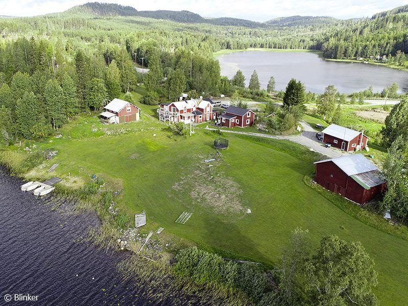 Angelreisen Schweden 7094-7096 Sundsvall Luftbild