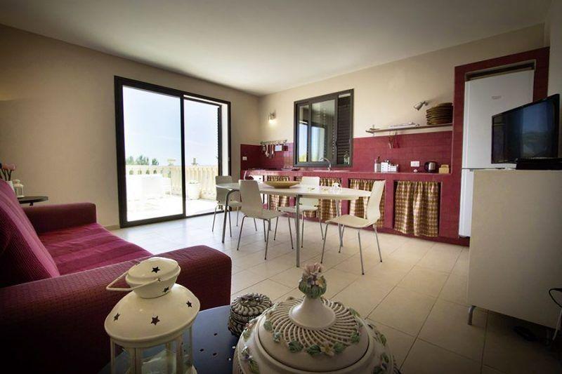 Angelreisen Italien 1001 Torre Pali Wohnen + Essen