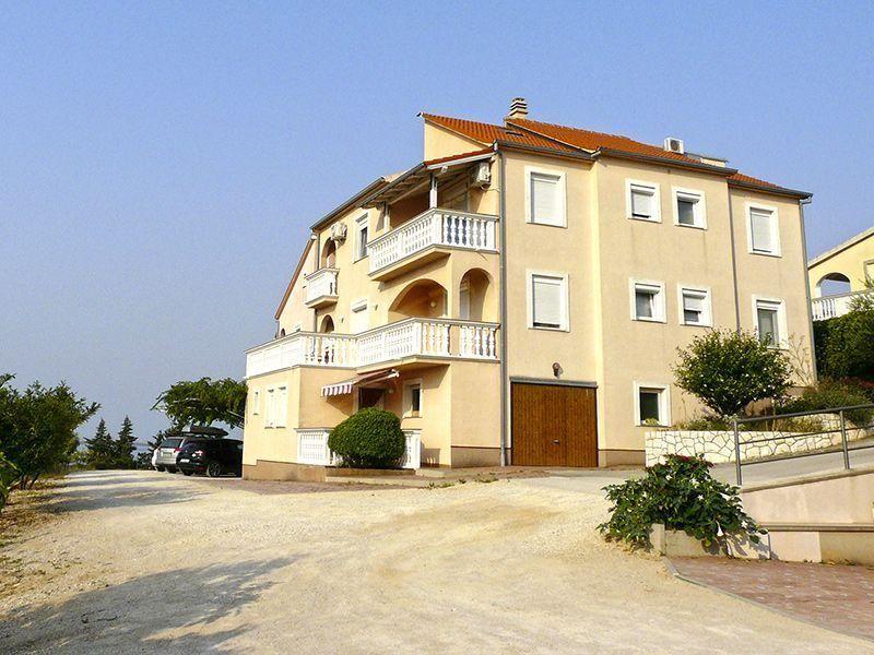 Angelreisen Kroatien 1501-1502 Pakostane Apartmenthaus