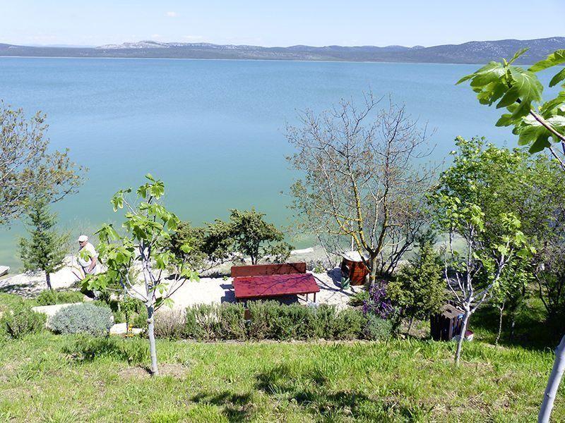 Angelreisen Kroatien 1501-1502 Pakostane Vranasee