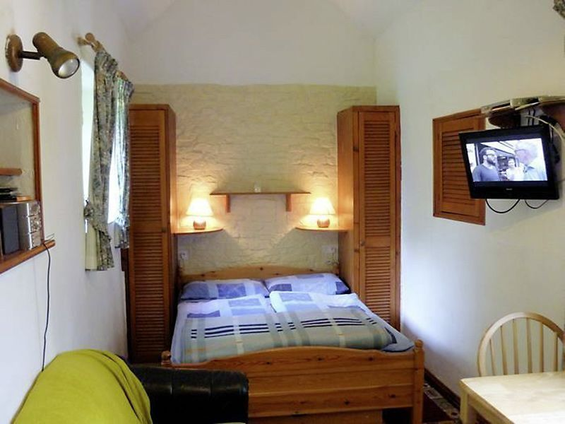 Angelreisen Irland 3011-3012 Fishinglodge schlafen