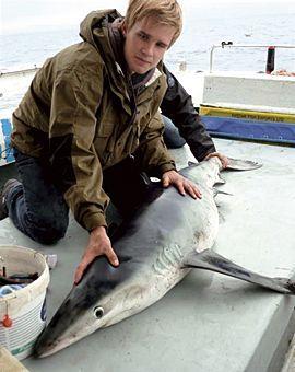 Angelreisen Irland 3011-3026 Fishinglodge Blauhai