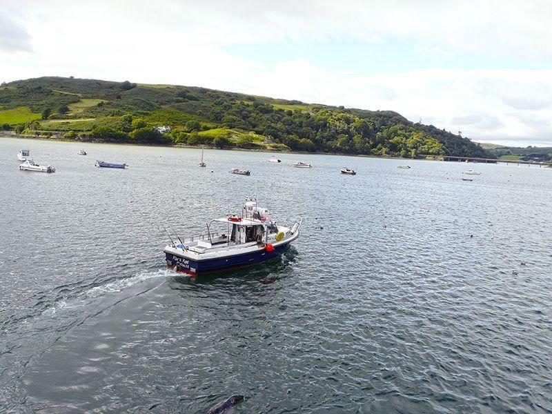 Angelreisen Irland 3011-3026 Fishinglodge Ausfahrt