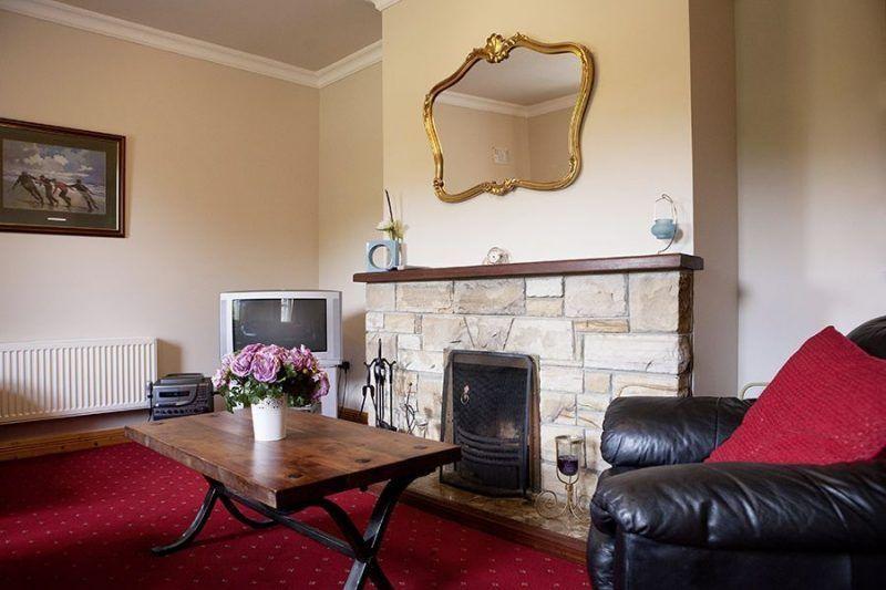 Angelreisen Irland 3070 Grange Lodge Wohnen