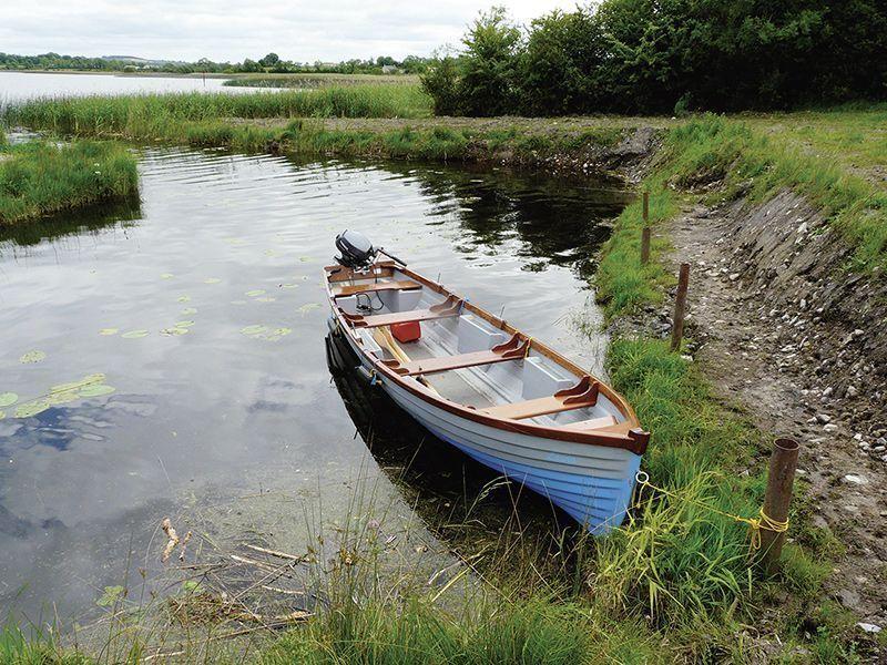 Angelreisen Irland 3070 Grange Lodge Boot