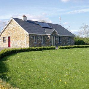 Angelreisen Irland 3070 Grange Lodge Hausansicht