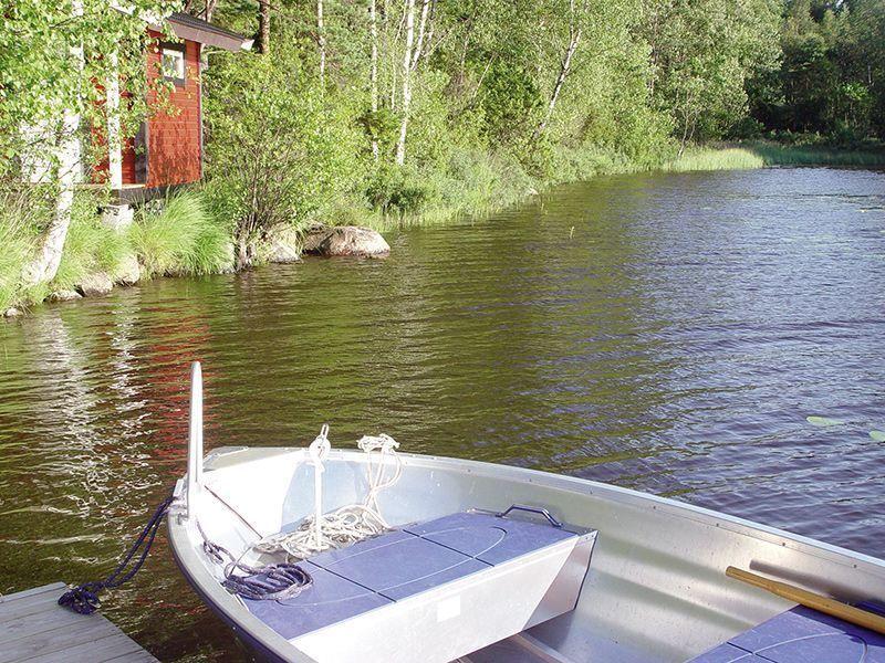 Angelreisen Schweden 7070-7073 Nygård Boot