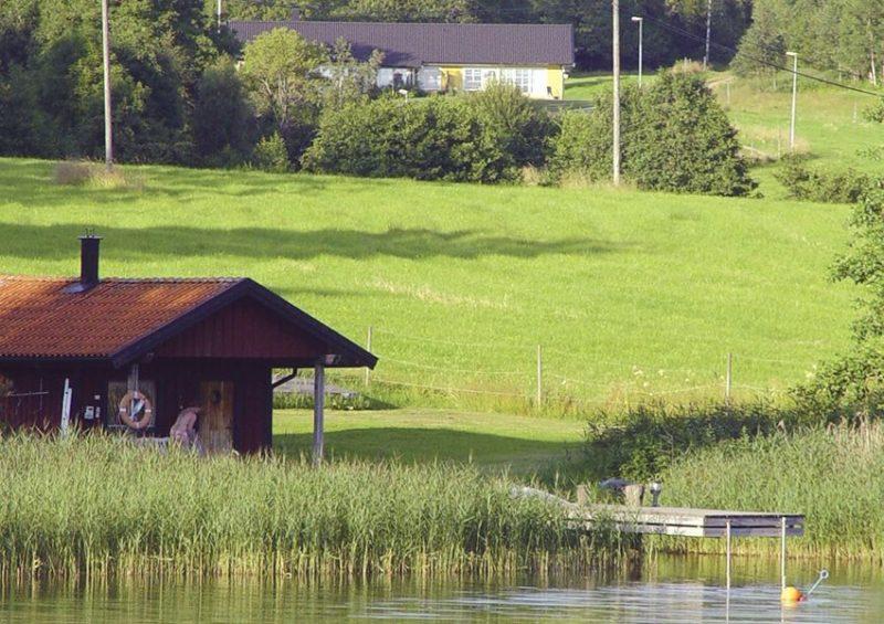 Angelreisen Schweden 7070 Nygård Saunahaus