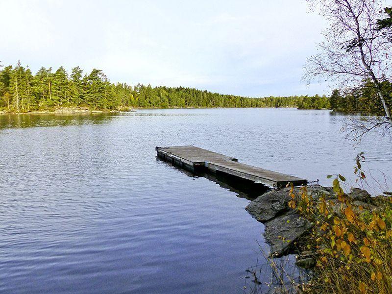 Angelreisen Schweden 7071 Nygård Steg