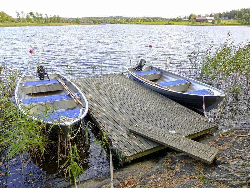 Angelreisen Schweden 7072+7073 Nygård Boote