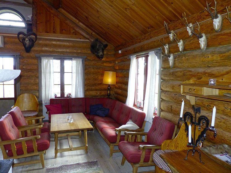 Angelreisen Schweden 7090 Snöan wohnen