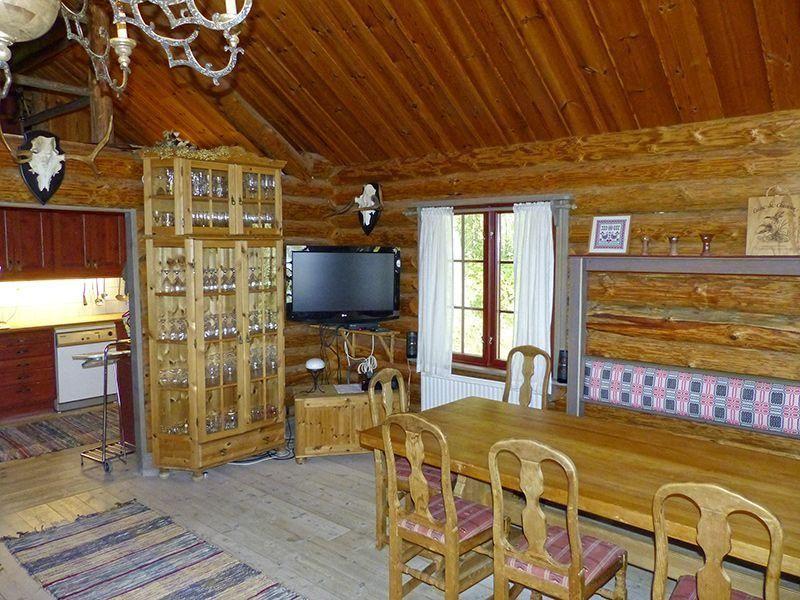 Angelreisen Schweden 7090 Snöan wohnen2