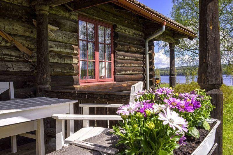 Angelreisen Schweden 7090 Snöan Terrasse