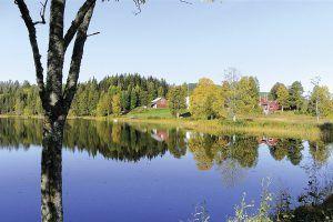 Angelreisen Schweden 7094-7096 Sundsvall Haussee