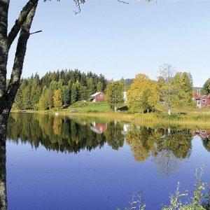 Angelreisen Schweden 7094-7096 Sundsvall Landschaft