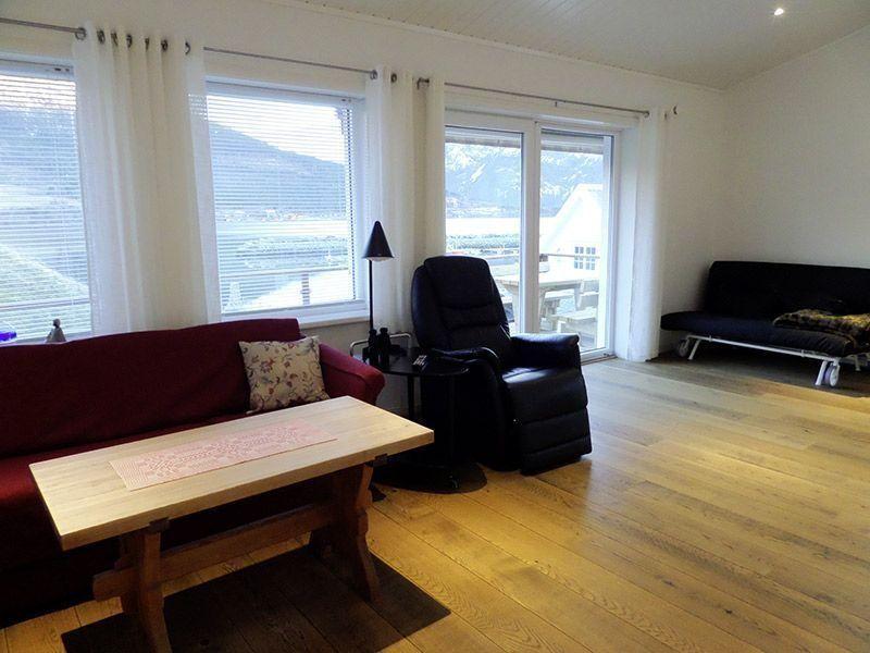 Angelreisen Norwegen 41892 Solstrand Fjord Holiday wohnen2