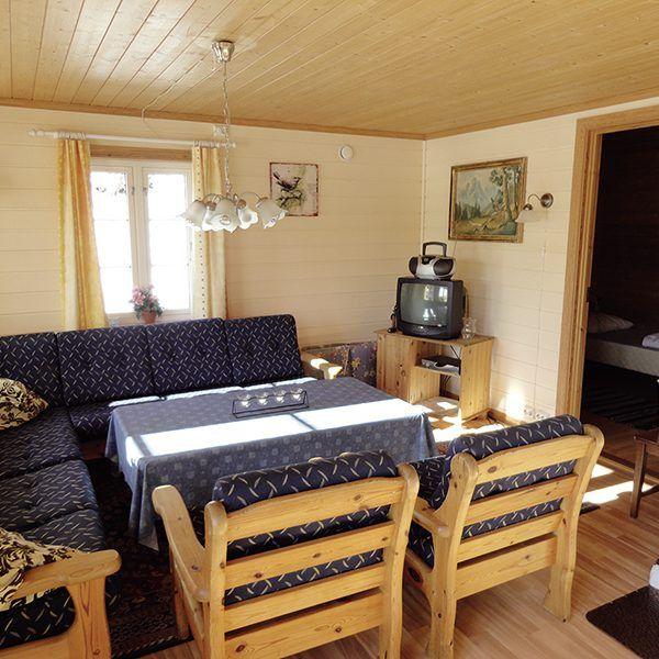 Angelreisen Norwegen 40072+075 Røsstad Hytter Wohnen