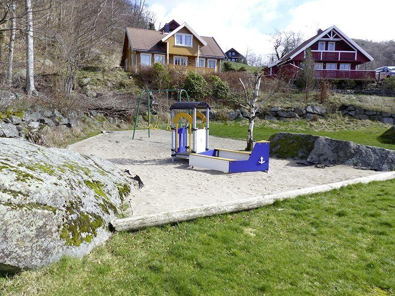 Angelreisen Norwegen 40080-093 Bjørnevåg Ferie Spielplatz