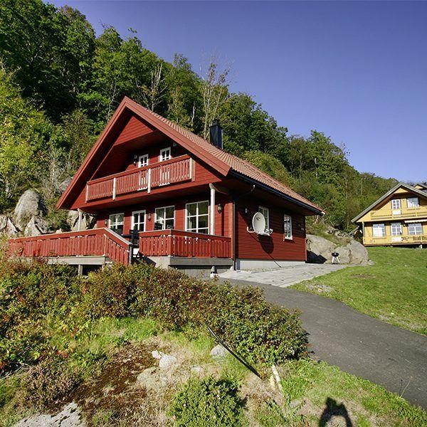 Angelreisen Norwegen 40082 Bjørnevåg Ferie Ansicht