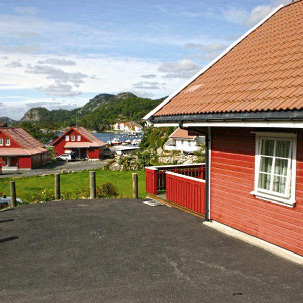Angelreisen Norwegen 40087 Bjørnevåg Ferie Aussicht