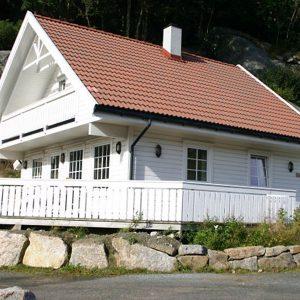 Angelreisen Norwegen 40088-089 Bjørnevåg Ferie Ansicht