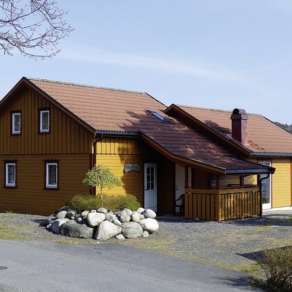 Angelreisen Norwegen 40130 Sørlandet Feriesenter Ansicht