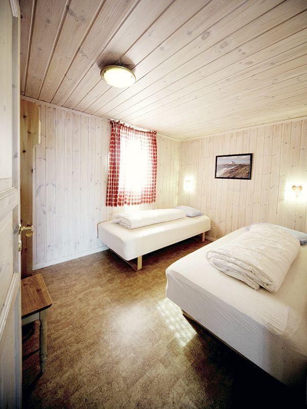 Angelreisen Norwegen 40130 Sørlandet Feriesenter Schlafen
