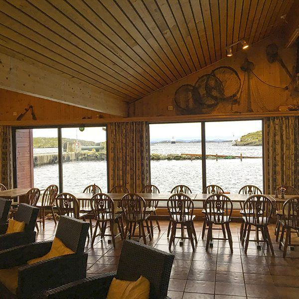 Angelreisen Norwegen 40301-316 Kvitsøy Maritime Senter Gemeinschaftsraum