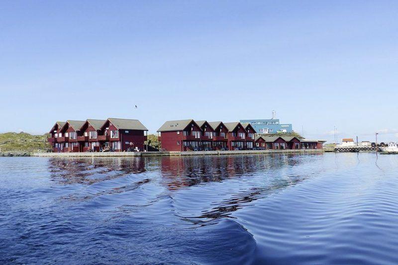 Angelreisen Norwegen 40301-316 Kvitsøy Maritime Senter Ansicht Überblick