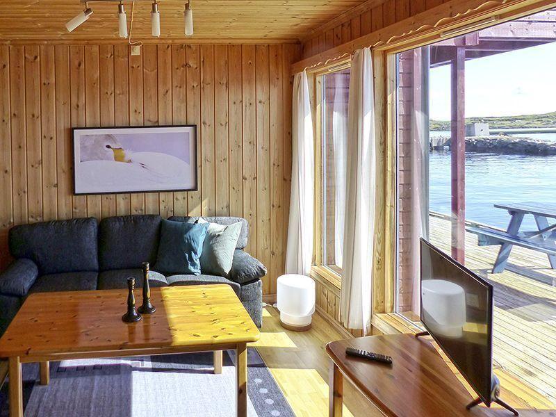 Angelreisen Norwegen 40301-305 Kvitsøy Maritime Senter Wohnen