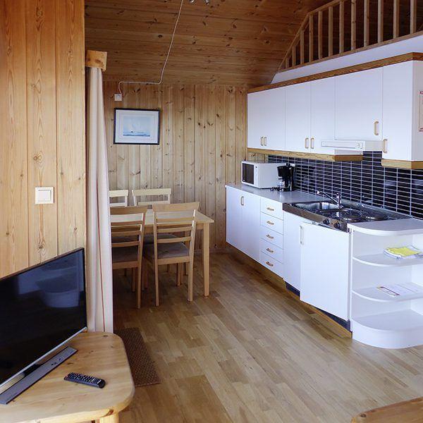Angelreisen Norwegen 40311-316 Kvitsøy Maritime Senter Küche