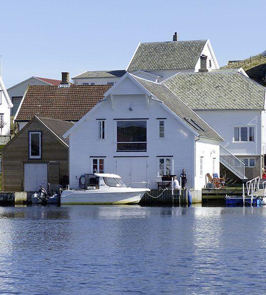 Angelreisen Norwegen 40321 Kvitsøy Ansicht