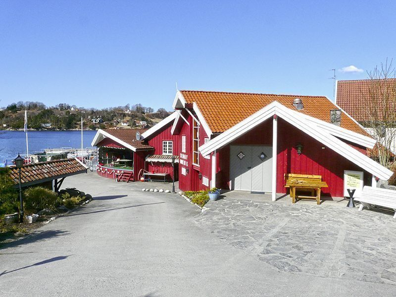 Angelreisen Norwegen 40411-40431 Furre Hytter Hafen