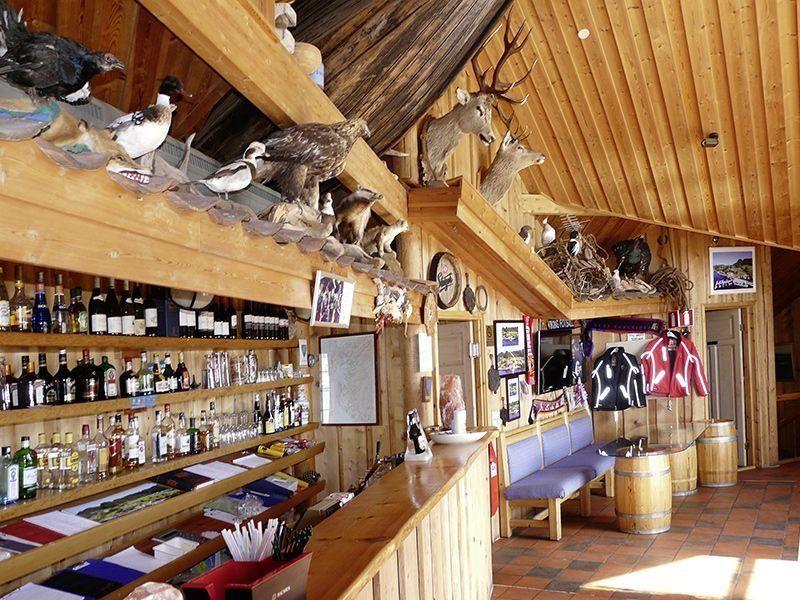 Angelreisen Norwegen 40411-40431 Furre Hytter Restaurant