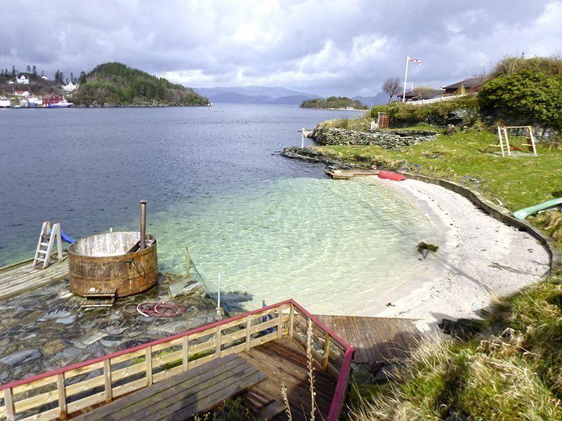 Angelreisen Norwegen 40411-40431 Furre Hytter Strand
