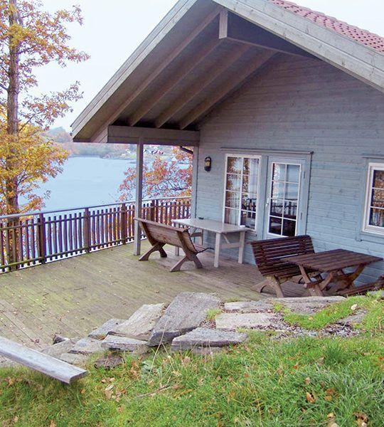 Angelreisen Norwegen 40415-416 Furre Hytter Ansicht