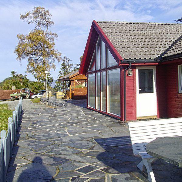 Angelreisen Norwegen 40418 Furre Hytter Ansicht