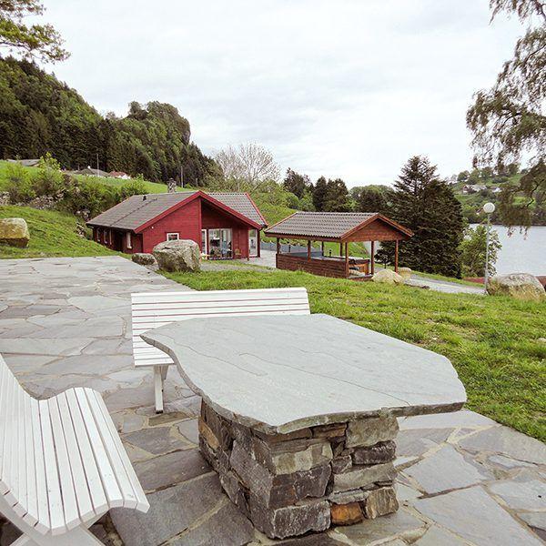 Angelreisen Norwegen 40418 Furre Hytter Panorama