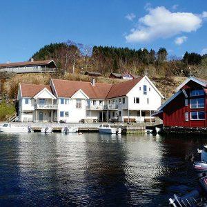 Angelreisen Norwegen 40422-426 Furre Hytter Ansicht