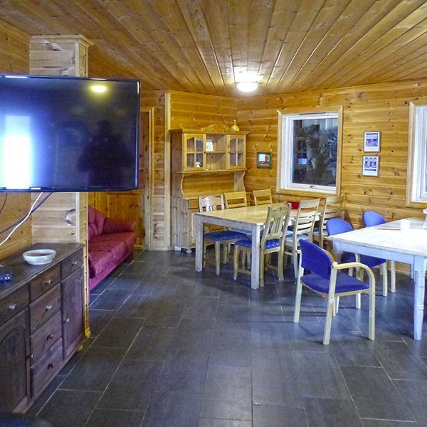 Angelreisen Norwegen 40422 Furre Hytter TV+Essen