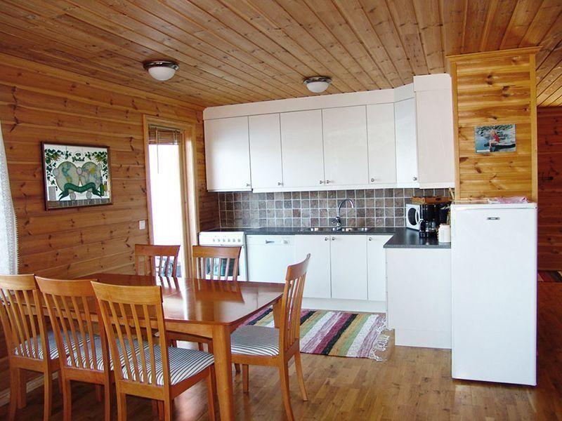 Angelreisen Norwegen 40424 Furre Hytter Küche+Essen