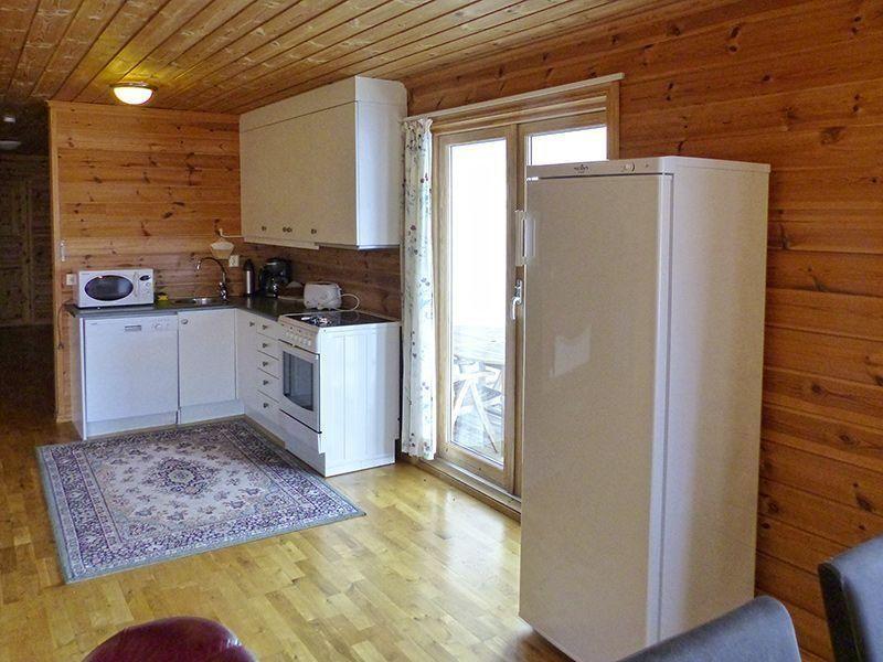 Angelreisen Norwegen 40426 Furre Hytter Küche