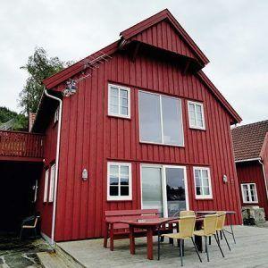 Angelreisen Norwegen 40427 Furre Hytter Ansicht
