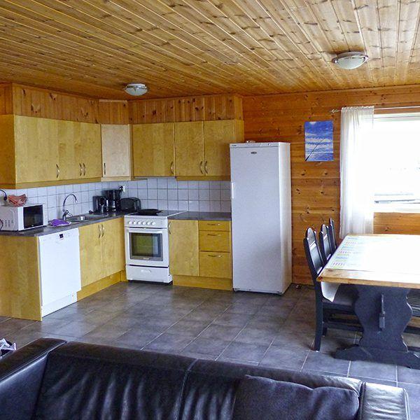 Angelreisen Norwegen 40427 Furre Hytter Küche+Essen
