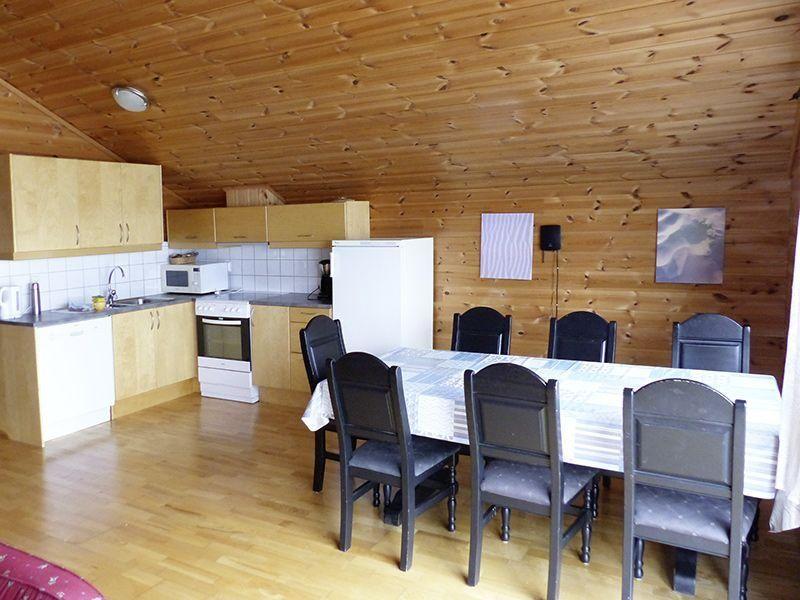 Angelreisen Norwegen 40428 Furre Hytter Küche+Essen