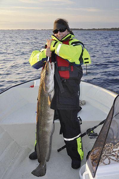Angelreisen Norwegen 40601-604 Hebnes Leng